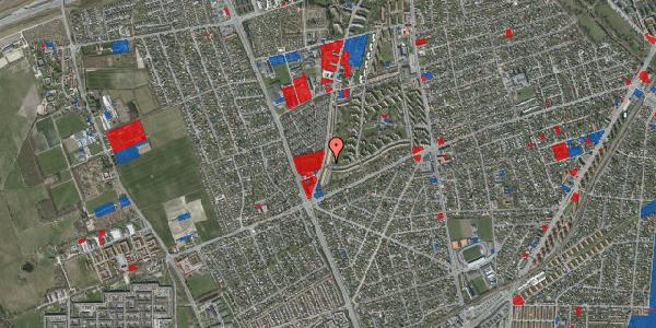 Jordforureningskort på Arnold Nielsens Boulevard 159, 1. th, 2650 Hvidovre
