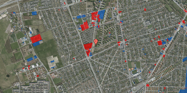 Jordforureningskort på Arnold Nielsens Boulevard 159, 1. tv, 2650 Hvidovre