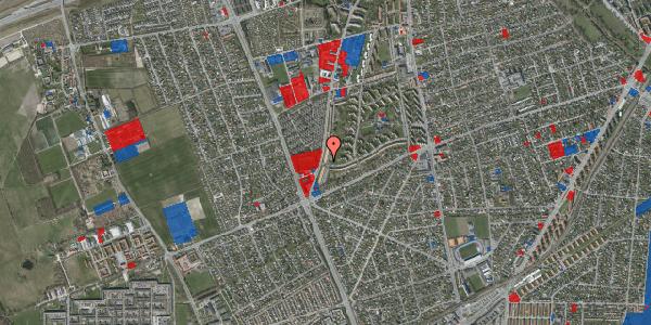 Jordforureningskort på Arnold Nielsens Boulevard 159, 2. th, 2650 Hvidovre