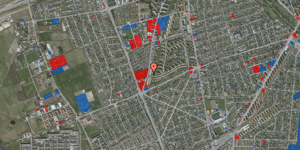 Jordforureningskort på Arnold Nielsens Boulevard 159, 3. th, 2650 Hvidovre