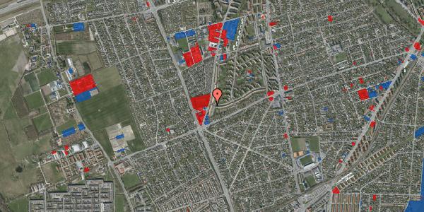 Jordforureningskort på Arnold Nielsens Boulevard 161, 2. th, 2650 Hvidovre