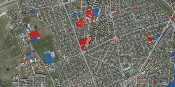Jordforureningskort på Arnold Nielsens Boulevard 161, 3. th, 2650 Hvidovre