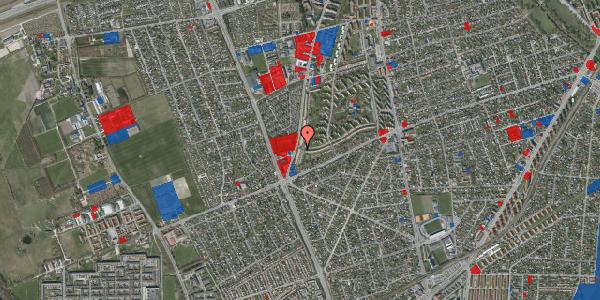 Jordforureningskort på Arnold Nielsens Boulevard 161, 3. tv, 2650 Hvidovre