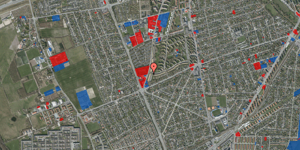 Jordforureningskort på Arnold Nielsens Boulevard 163, 1. th, 2650 Hvidovre