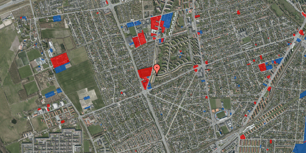 Jordforureningskort på Arnold Nielsens Boulevard 163, 2. tv, 2650 Hvidovre