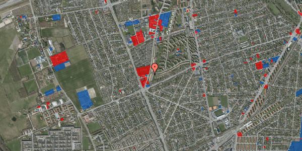 Jordforureningskort på Arnold Nielsens Boulevard 165, 1. th, 2650 Hvidovre