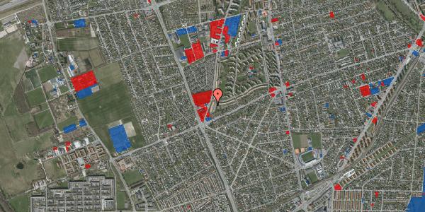 Jordforureningskort på Arnold Nielsens Boulevard 167, st. th, 2650 Hvidovre