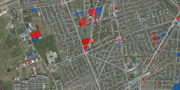 Jordforureningskort på Arnold Nielsens Boulevard 167, 1. th, 2650 Hvidovre