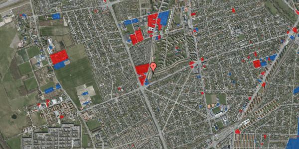 Jordforureningskort på Arnold Nielsens Boulevard 167, 2. th, 2650 Hvidovre