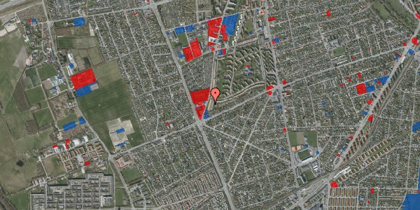 Jordforureningskort på Arnold Nielsens Boulevard 169, 1. th, 2650 Hvidovre