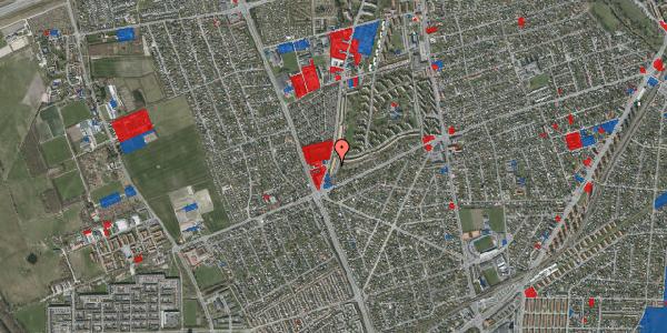 Jordforureningskort på Arnold Nielsens Boulevard 169, 2. th, 2650 Hvidovre