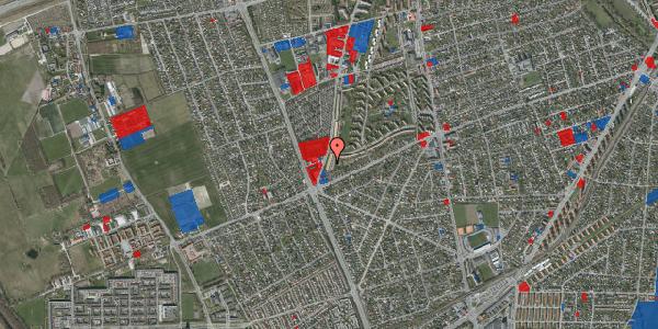 Jordforureningskort på Arnold Nielsens Boulevard 171, st. th, 2650 Hvidovre