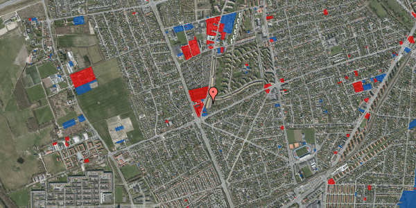 Jordforureningskort på Arnold Nielsens Boulevard 171, st. tv, 2650 Hvidovre