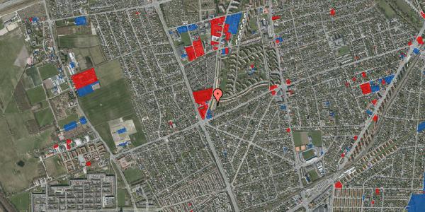 Jordforureningskort på Arnold Nielsens Boulevard 171, 1. tv, 2650 Hvidovre