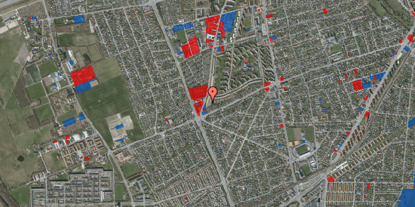 Jordforureningskort på Arnold Nielsens Boulevard 173, 1. tv, 2650 Hvidovre