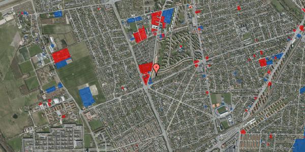 Jordforureningskort på Arnold Nielsens Boulevard 173, 2. tv, 2650 Hvidovre