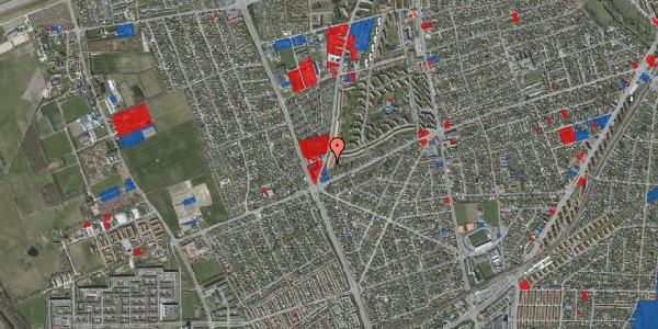 Jordforureningskort på Arnold Nielsens Boulevard 173, 3. th, 2650 Hvidovre