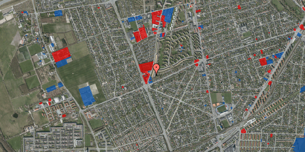 Jordforureningskort på Arnold Nielsens Boulevard 175, 1. tv, 2650 Hvidovre