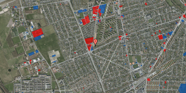 Jordforureningskort på Arnold Nielsens Boulevard 177, 1. tv, 2650 Hvidovre