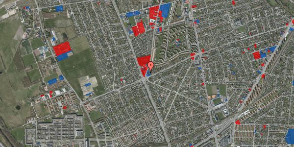 Jordforureningskort på Arnold Nielsens Boulevard 181, 2650 Hvidovre