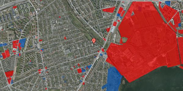 Jordforureningskort på Asminderødvej 11, 2650 Hvidovre