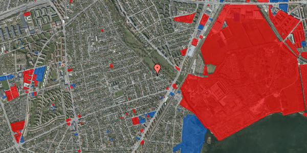 Jordforureningskort på Asminderødvej 15, 2650 Hvidovre