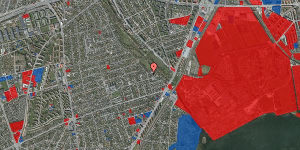 Jordforureningskort på Asminderødvej 22, 2650 Hvidovre