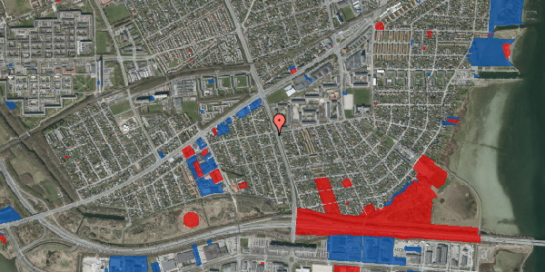 Jordforureningskort på Avedøre Enghavevej 1, 2650 Hvidovre