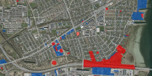 Jordforureningskort på Avedøre Enghavevej 2, 2650 Hvidovre