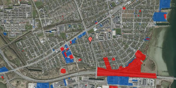Jordforureningskort på Avedøre Enghavevej 3, 2650 Hvidovre