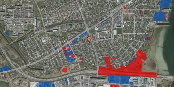 Jordforureningskort på Avedøre Enghavevej 7, 2650 Hvidovre