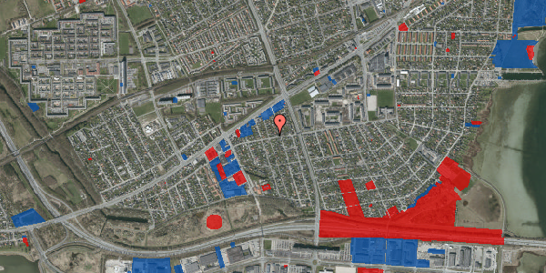 Jordforureningskort på Avedøre Enghavevej 12, 2650 Hvidovre