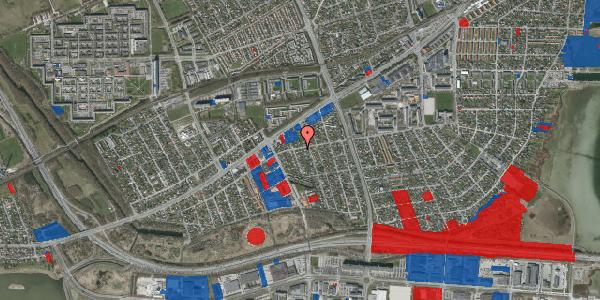 Jordforureningskort på Avedøre Enghavevej 17, 2650 Hvidovre