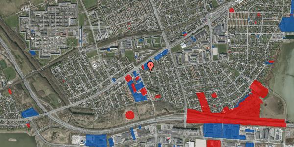 Jordforureningskort på Avedøre Enghavevej 23, 2650 Hvidovre