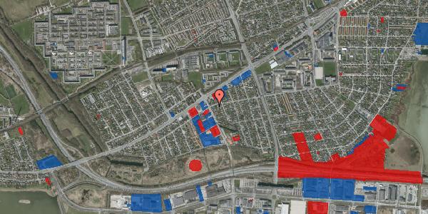 Jordforureningskort på Avedøre Enghavevej 27, 2650 Hvidovre