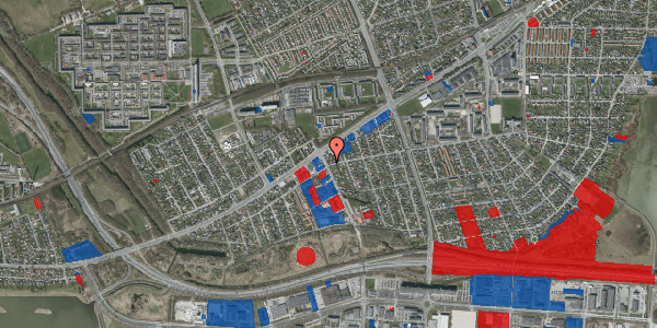 Jordforureningskort på Avedøre Enghavevej 32, 2650 Hvidovre