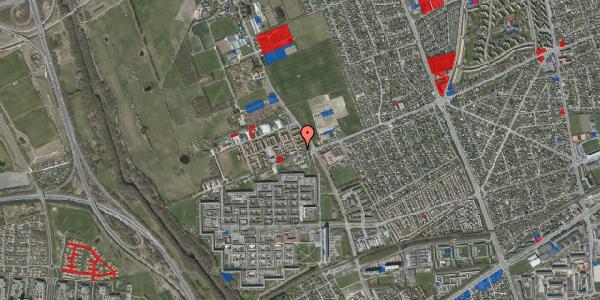 Jordforureningskort på Avedøre Tværvej 4, 2650 Hvidovre