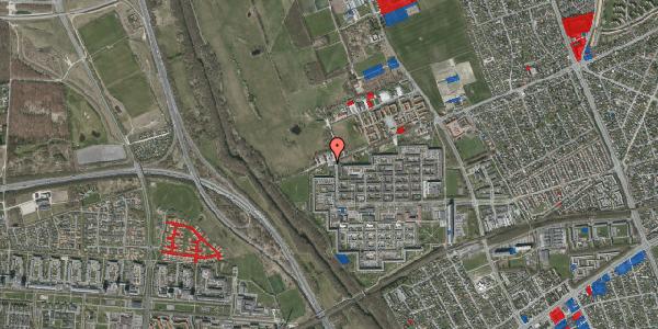 Jordforureningskort på Avedøre Tværvej 131, 2650 Hvidovre