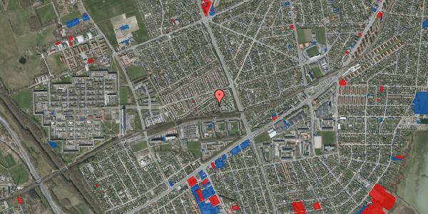 Jordforureningskort på Barløsevej 4, 2650 Hvidovre