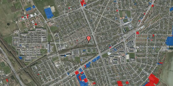 Jordforureningskort på Barløsevej 5, 2650 Hvidovre
