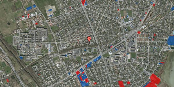 Jordforureningskort på Barløsevej 6, 2650 Hvidovre