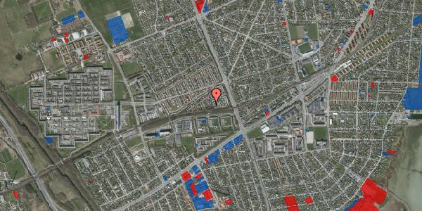 Jordforureningskort på Barløsevej 7, 2650 Hvidovre