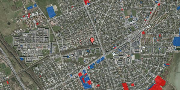 Jordforureningskort på Barløsevej 8, 2650 Hvidovre