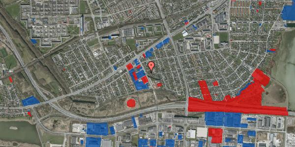 Jordforureningskort på Batterivej 2A, 2650 Hvidovre