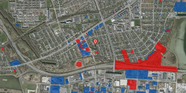 Jordforureningskort på Batterivej 8, 2650 Hvidovre