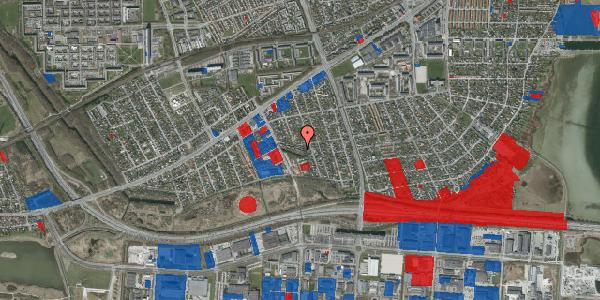 Jordforureningskort på Batterivej 10A, 2650 Hvidovre
