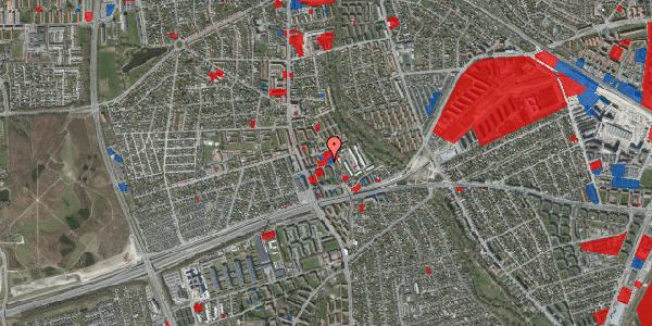 Jordforureningskort på Baunebakkevej 4, st. , 2650 Hvidovre
