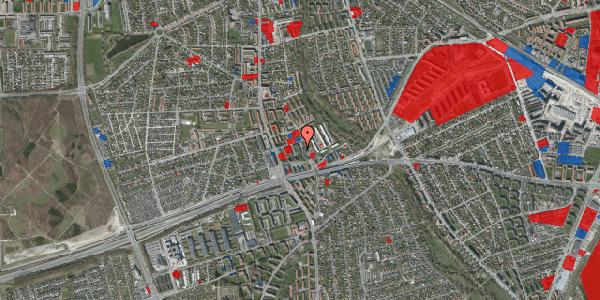 Jordforureningskort på Baunebakkevej 19, 2650 Hvidovre