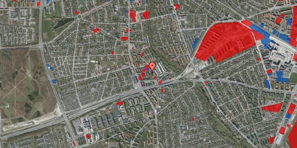 Jordforureningskort på Baunebakkevej 33, 2650 Hvidovre