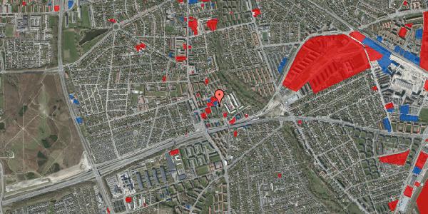 Jordforureningskort på Baunebakkevej 49, 2650 Hvidovre